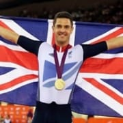 Paracyclist, World Record Holder and Olympic Gold Mark Colbourne