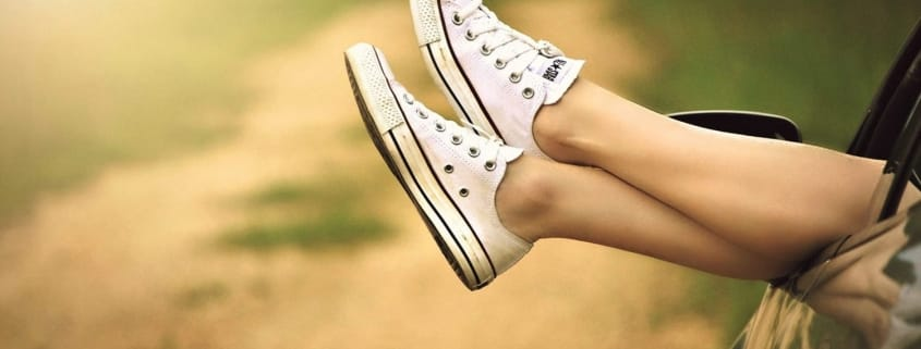 Pair Of Trainers or Sneakers