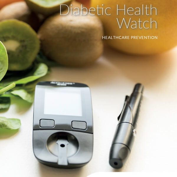 Diabetic Health Watch Cover