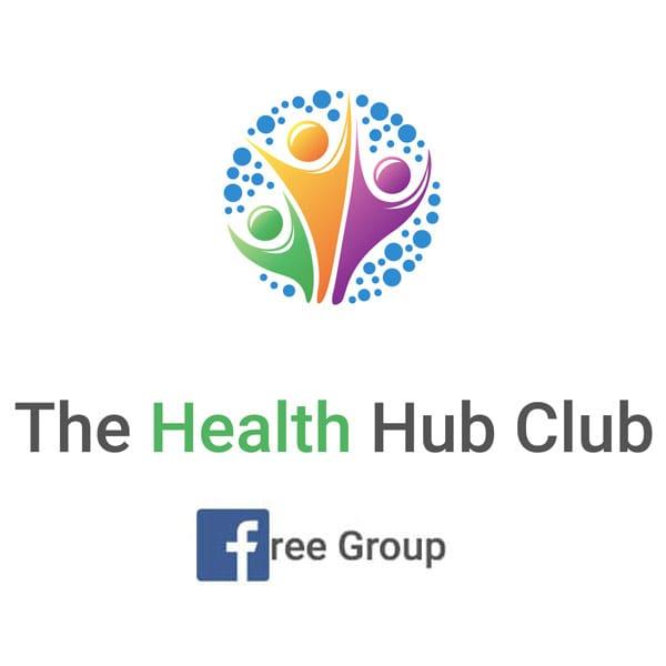 The Health Hub Club Free Facebook Group