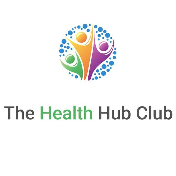 The Health Hub Club Shop Logo