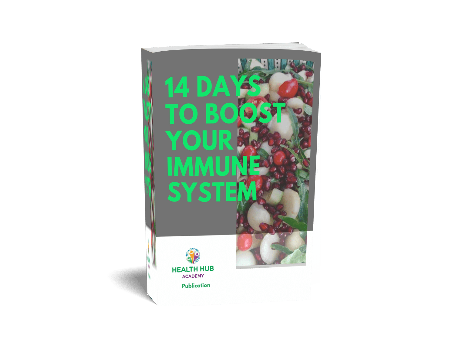 14 Day Immune System - Free Lead Magnet Cover